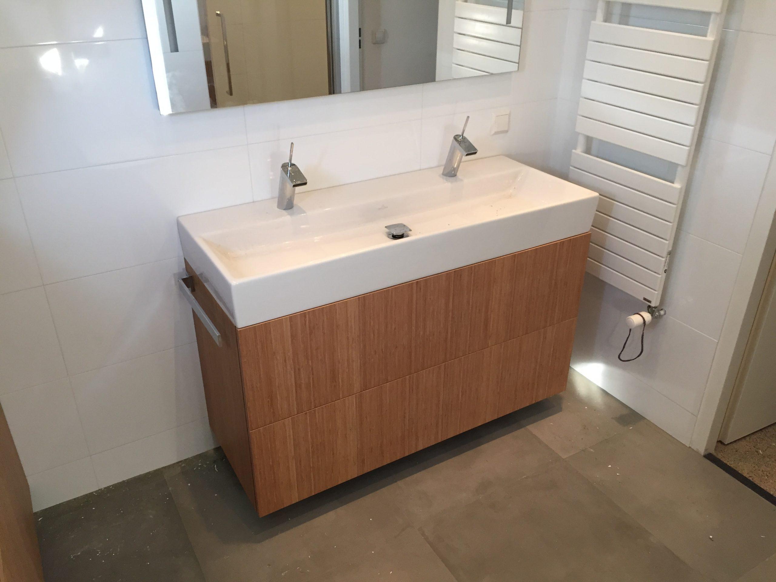 Dapri Interieurbouw - Badkamer Vijfhuizen